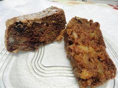 Bolo de Maçã com Nozes e Castanha | Tortas e bolos > Bolo de Nozes | Receitas Gshow