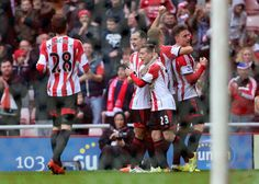 Connor Wickham of Sunderland celebrates scoring the fourth goal... ニュース写真 487061283