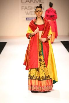 Gaurang's Collection, Lakme Fashion Week Designer