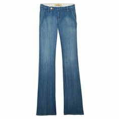 Boot Cut Jeans.  RavenDenim.com  $103.  from Oprah's 12 Incredible Summer Fashion Bargains.
