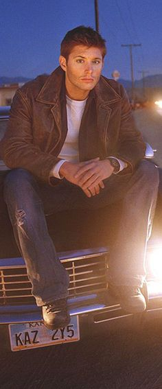What's that Mr. Ackles? You want to get married? Well, it would be utterly rude to decline!