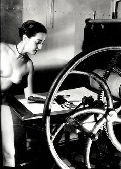 [p.285] Man Ray (American, 1890-1976) Erotique Voilee,1933. Gelatin silver print on paper. 37.5 x 26.6 cm. Museo Nacional Centro De Arte, Reina Sophia. Madrid, Spain. AS07542 Jessy Hendrickson