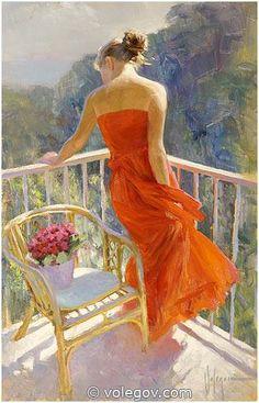 """""""From Balcony"""" - Vladimir Volegov"""