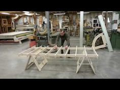 The Track Saw Portable Cutting Platform consists of 2 folding sawhorses with an interlocking top. The Track Saw Protractor makes cutting perfect angles easy . Woodworking Protractor, Folding Sawhorse, Cnc Manufacturing, Perfect Angle, Beginner Woodworking Projects, Circular Saw, Wood Working For Beginners, Wood Cutting, Picnic Table