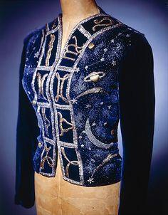 Jacket, Evening,Elsa Schiaparelli  (Italian, 1890–1973) Embroidery by House of Lesage