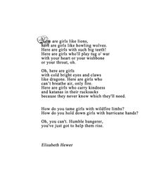 ELISABETH HEWER