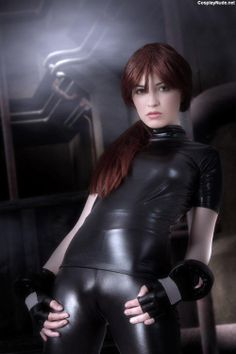 Claire from Resident Evil 2