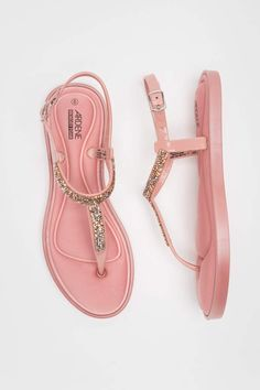 564c277abb4eb Material Girl Floral Embellished Flat Sandal buy - Szukaj w Google ...