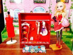 Tutorial: Closet para as bonecas por Julia Silva - YouTube