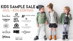 Pinc Kids Sample Sale -- Breda -- 11/11-13/11