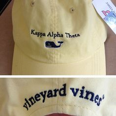 Unique Kappa Alpha Theta Gifts ♡ this would be so cute with Phi Mu