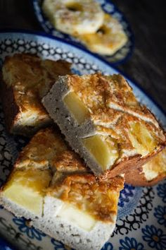 Puur & Lekker leven volgens Mandy: Tropisch Ananas Taartje