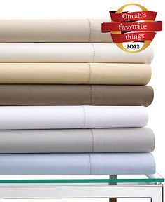 Hotel Collection Bedding, 600 Thread Count Egyptian Cotton Sheets