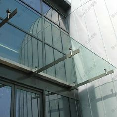 glass canopy entry - Google Search