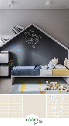Modernes Multifunktionales Kinderzimmer Design