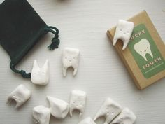 lucky tooth // from the black apple Dental Hygiene Student, Dental Humor, Dental Assistant, Dental World, Dental Life, Teeth Whitening That Works, Natural Teeth Whitening, Dental Photos, Tooth Brushing