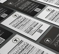 diseños de tarjetas de presentacion 8                              …