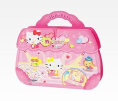 Hello Kitty Magnetic Fun Three Game Set