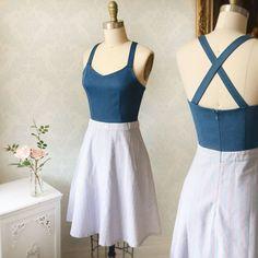 Robe Anzu  Disponible en ligne www.1861.ca #Boutique1861