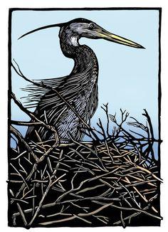 The Nest. Rik Olson