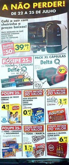 """Avistamento promoções PINGO DOCE """"A não perder"""" de 22 a 25 julho - http://parapoupar.com/avistamento-promocoes-pingo-doce-a-nao-perder-de-22-a-25-julho/"""