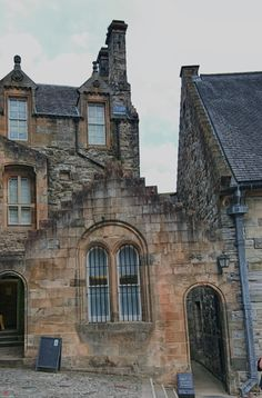 Stirling Castle. Escocia