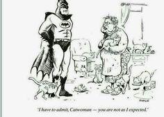 Catwoman lol!