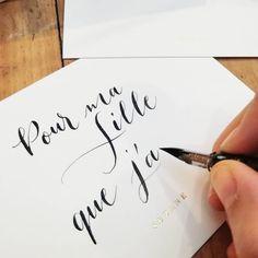 Noëlie   Calligraphique sur Instagram: Samedi j'ai eu le plaisir de calligraphier de jolies cartes pour les client.e.s du pop-up @sezane au @lebonmarcherivegauche. Beaucoup de… Pop Up, Lettering, Arabic Calligraphy, Client, Composition, Studio, Instagram, Pretty Cards, Calligraphy