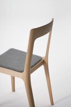 Armless Chair (Cushioned) #4099