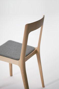 Armless Chair (Cushioned) #4099