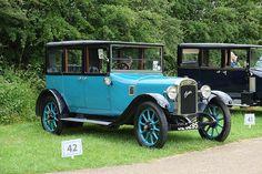 1924 Austin Heavy 12 Windsor saloon