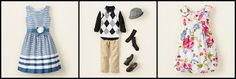 Boys and Girls Spring Outfits 40-80% off retail! www.weeblessing.com