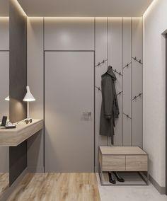 Home Entrance Decor, Entrance Design, Entryway Decor, Home Decor, Apartment Interior, Home Interior, Interior Architecture, Hall Interior Design, Home Office Design