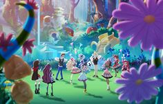 Ever After High - Encuesta