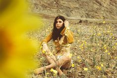 Photo Diary: The Super Bloom in Death Valley | Free People Blog #freepeople