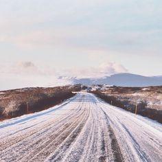 Hvalfjörður. Iceland.