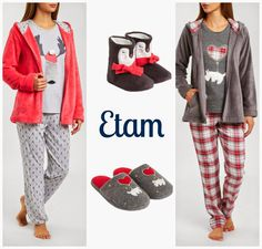 Una selección de ropa para dormir por  la que no querrás salir de casa