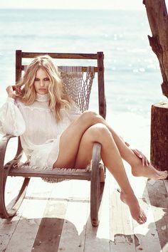 Harper's Bazaar US May 2015 – Anna Ewers