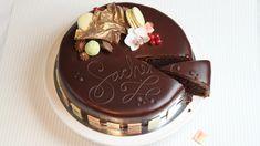 Sachertorte de luxe Ciabatta, Food And Drink, Birthday Cake, Chocolate, Baking, Desserts, Recipes, Mad, Bread Making