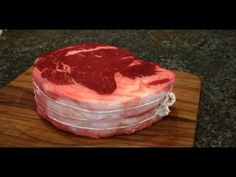 Cooking a steak to perfection