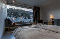 Rocksresort Laax // A member of Design Hotels