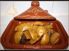 Tajine de Coings et Miel-Recettes marocaines/Quinces Tagine with Honey