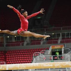 Sports: What Makes Simone Biles Unlike Any Other Gymnast in the World