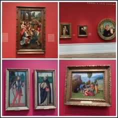 April's Homemaking: Our Visit to the Portland Art Museum- European Art
