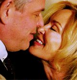 """American Horror Story: Coven """"Jessica Lange stated that some of her favorite stuff this season were these scenes with Danny Huston as The Axeman."""""""