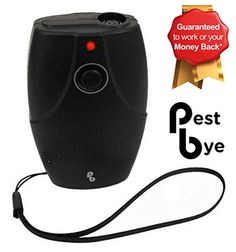 buy now   									£13.99 									 									PestBye® Portable Sonic Dog Training Repeller / Bark Deterrent  This ultrasonic device emits a 125db piercing sound that dogs can hear – but humans cannot. Ideal for  ...Read More