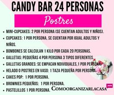 Mesa de dulces, mesa de postres cantidades, candy bar cantidades, mesa de postres salados, decoracion de la mesa de postres, mesa de posteres para 15 años, como decorar una mesa de postres, mesa de postres economica, ideas para mesa de postres, lista de dulces para candy bar, candy bar chile, mesa de postres enchilados, como hacer un candy bar, dessert table, dessert table, sweet table vintage, dessert table, salty dessert table, sweet table #mesadedulces #mesadepostres #candybar Candy Bar Party, Candy Table, Candy Buffet, Vintage Dessert Tables, Table Vintage, Sweet Table Decorations, Vintage Candy Bars, Candy Sushi, Sweet Factory