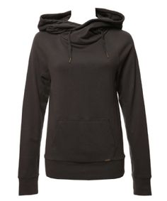 comfy jersey hoodie with a massive hood, $39.50 @ Bootlegger (although I just bought it on sale for $27 with tax!)... perfect for layering this fall!