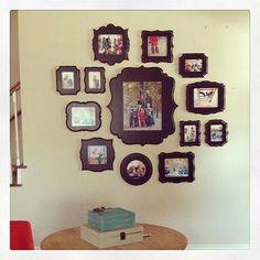 Organic Bloom frames...love it!!