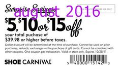 Shoe Carnival Coupons Ends of Coupon Promo Codes APRIL 2020 ! Is stores of regions Carnival Midwest the footwear around in Shoe this . Coupons For Boyfriend, Coupon Stockpile, Free Printable Coupons, Grocery Coupons, Love Coupons, Extreme Couponing, Coupon Organization, Shoe Carnival, New Hobbies